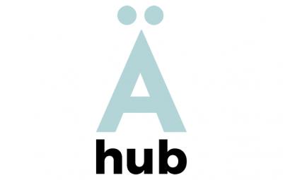 Ä hub -logo