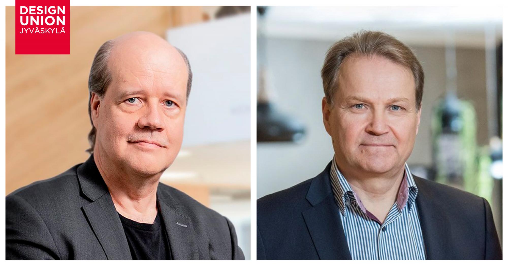 Design Union Jyväskylä Palonen ja Pärnänen